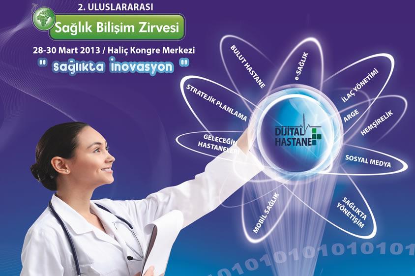 Sağlık Bilişim Zirvesi İstanbul'da yapılıyor
