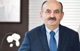 Sağlık Bakanı Dr. Mehmet Müezzinoğlu