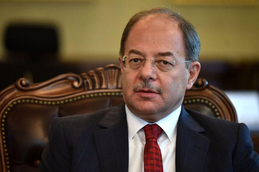 Sağlık Bakanı Sayın Recep Akdağ Ziyareti