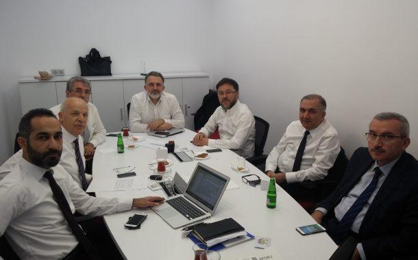Ekim Ayı Yönetim Kurulu Toplantısı