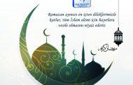Ramazan Ayınızı Tebrik Ederiz