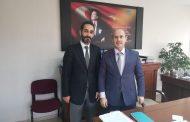 SGK İstihdam Teşvikleri Daire Başkanı Satılmış Çelik Ziyaret Edildi