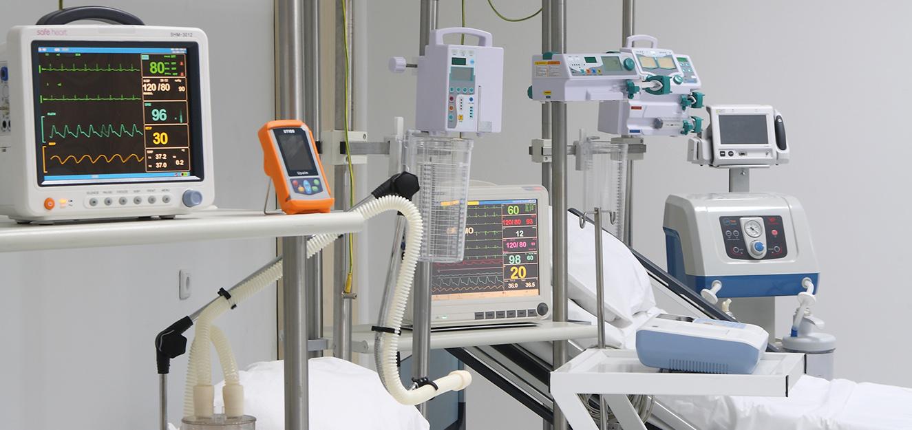 Hedef Yüksek Teknolojili Tıbbi Cihaz İmalatı