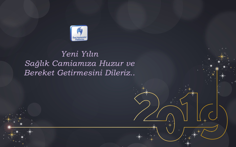 Yeni Yılınız Kutlu Olsun