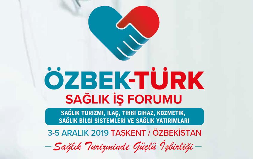 Özbek-Türk Sağlık İş Forumu