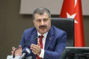 Sağlık Bakanı: Pozitif sağlık çalışanı sayısı 40 bini geçti, hayatını kaybeden sayısı da 107
