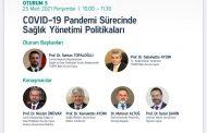 TÜSPE Sağlık Politikaları Zirvesi 2021